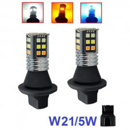 Лампа DRL+поворот Baxster SMD Light 3020 W21 (30 Smd)