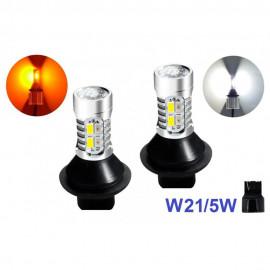 Лампа DRL+поворот Baxster SMD Light 5730 P21W (20 smd)