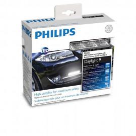 Світлодіодна фара PHILIPS 12831WLEDX1 LED 6000К 9 диодов