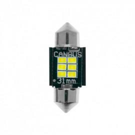 Світлодіодні лампи STELLAR K6F SV8,5 (C10W) 31мм CAN BUS