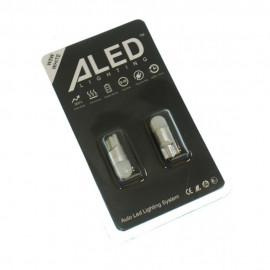 Світлодіодні лампи ALED T10 (2шт)