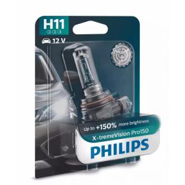 Галогенна лампа Philips X-tremeVision Pro H11 12362XVPB1