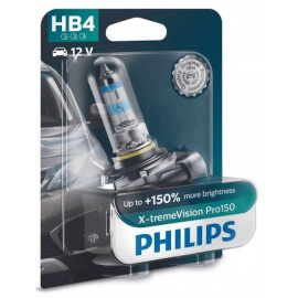 Галогенна лампа Philips X-tremeVision Pro HB4 9006XVPB1