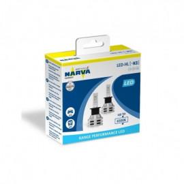 Світлодіодні лампи Narva RPL Range Performance 18058 H3 12/24v 6500K X2 24W