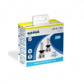 Світлодіодні лампи Narva RPL Range Performance 18033 H7 12/24v 6500K X2 24W