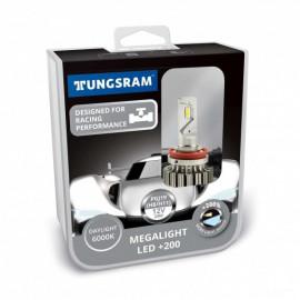 Світлодіодні лампи Tungsram Megalight LED +200 12V H11 24W 6000K
