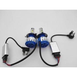 Світлодіодні лампи TurboLed T1 H1 6000K 50W 12/24v CanBus