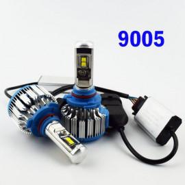 Світлодіодні лампи TurboLed T1 HB3 6000K 50W 12/24v CanBus