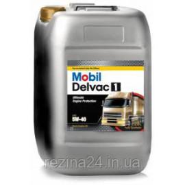 Моторне масло Mobil Delvac 1 5W-40 20л