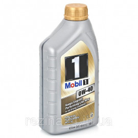 Моторне масло Mobil 1 New Life 0W-40 1л