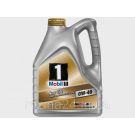 Моторне масло Mobil 1 New Life 0W-40 4л