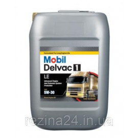 Моторне масло Mobil Delvac 1 LE 5W-30 20л