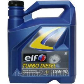 Моторне масло Total ELF Evolution 500 Turbo Diesel 15W-40 5л