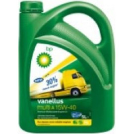 Моторне масло Castrol BP Venellus Multi A 15W-40 5л