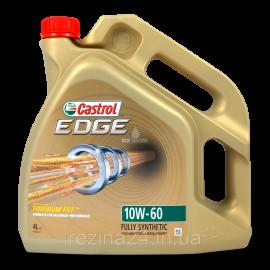Моторне масло Castrol Edge 10W-60 4л