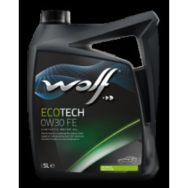 Моторне масло Wolf Ecotech FE 0W-30 4л
