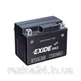 Акумулятор Exide 12V 10AH/150A (ETX12-BS)