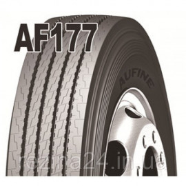 Шини Aufine AF177 215/75 R17.5 135/133J рульова