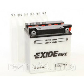Акумулятор Exide 12V 10AH/110A (12N10-3B)