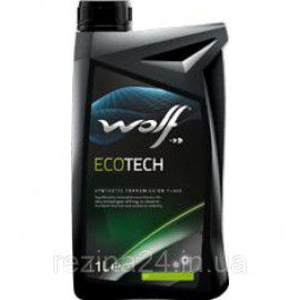Моторне масло Wolf Ecotech Ultra FE 5W-30 4л