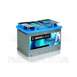 Аккумулятор Jenox Classic 62AH/510A (062614)