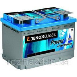 Аккумулятор Jenox Classic 88AH/720A (088636)