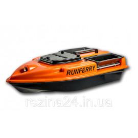 Карповый кораблик Camarad V3 + Lucky 918 Orange Не установлен, Не установлен, Оранжевый