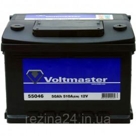 Акумулятор Voltmaster 50AH/510A (55046)