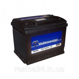Акумулятор Voltmaster 55AH/460A (55565)