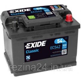 Аккумулятор Exide Classic 55AH/460A (EC551)