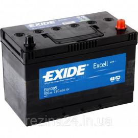Аккумулятор Exide Excell 100AH/720A (EB1005)