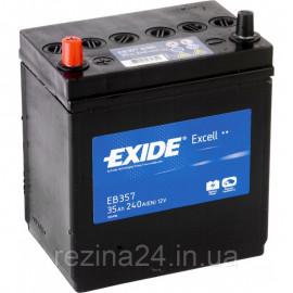 Аккумулятор Exide Excell 35AH/240A (EB357)