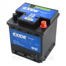Аккумулятор Exide Excell 44AH/400A (EB440)