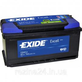 Аккумулятор Exide Excell 85AH/760A (EB852)