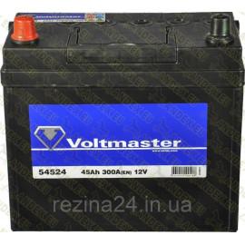 Акумулятор Voltmaster 45AH/300A (54524)