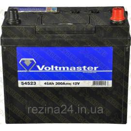 Акумулятор Voltmaster 45AH/300A (54523)
