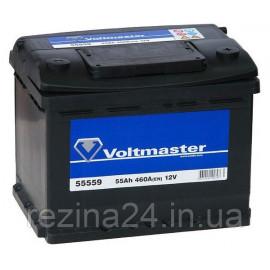 Акумулятор Voltmaster 55AH/460A (55559)